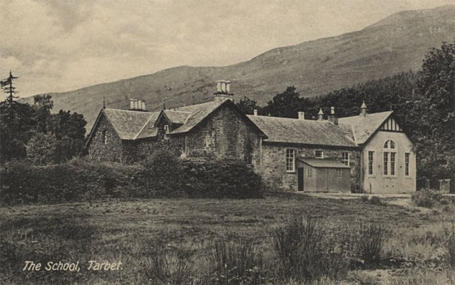 Primary School at Tarbet