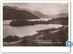 A.388 Loch Lomond from near Ardlui