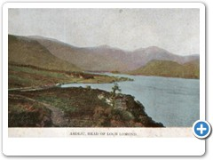 Ardlui, Head of Loch Lomond