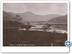 Ardlui, Head of Loch Lomond 2