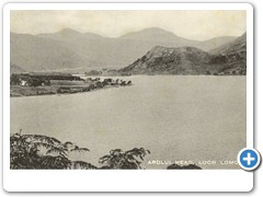 Ardlui Head, Loch Lomond 21622