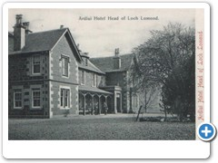 Ardlui Hotel Head of Loch Lomond - Ardlui Hotel Head of Loch Lomond