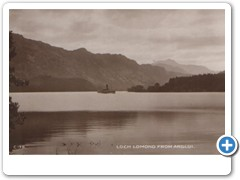 C198 Loch Lomond from Ardlui