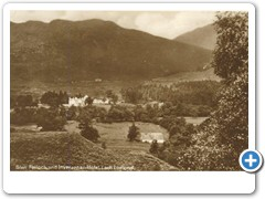 Glen Falloch and Inverarnan Hotel, Loch Lomond