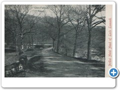 Glen Falloch Road - Ardlui Hotel Head of Loch Lomond