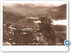 Loch Lomond and Ardlui looking to Glen Falloch A.3065