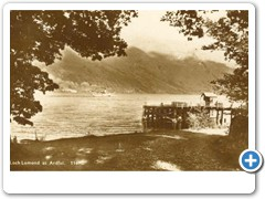 Loch Lomond at Ardlui 11695