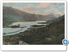 Loch Lomond from Ardlui - Reliable Series No.608.19