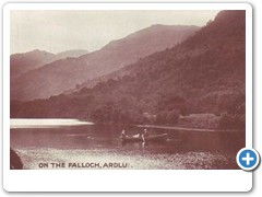 On The Falloch, Ardlui