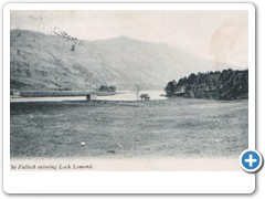 The Falloch entering Loch Lomond 2