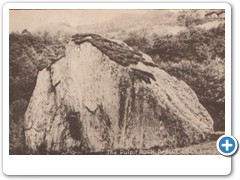 The Pulpit Rock, Ardlui, Loch Lomond