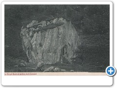 The Pulpit Rock at Ardlui, Loch Lomond