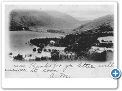 Loch Long (with writing)