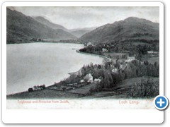 Teighness and Arrochar from South Loch Long E17973