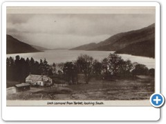 Loch Lomond from Tarbet, looking South