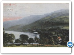 Loch Lomond from Tarbet  Reliable Series