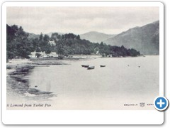 Loch Lomond from Tarbet Pier  Reliable Series 2
