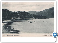 Loch Lomond from Tarbet Pier  Reliable Series 3