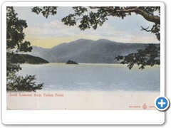 Loch Lomond from Tarbet Point  Reliable Series 2640