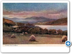 Tarbet, Loch Lomond C.R. Gilchrist and Sons