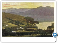Tarbet and Loch Lomond (colour)
