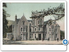 Tarbet Hotel, Loch Lomond (colour with people)