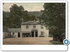 The Post Office Stores and Tea Rooms, Tarbet, Loch Lomond