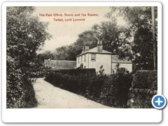 The Post Office Stores and Tea Rooms, Tarbet, Loch Lomond 2