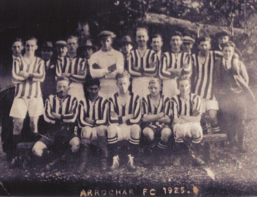 Arrochar Football team 1925