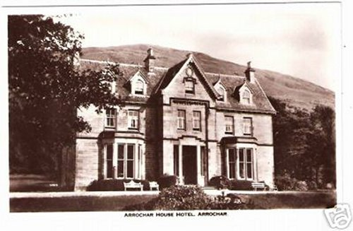 History of Arrochar House