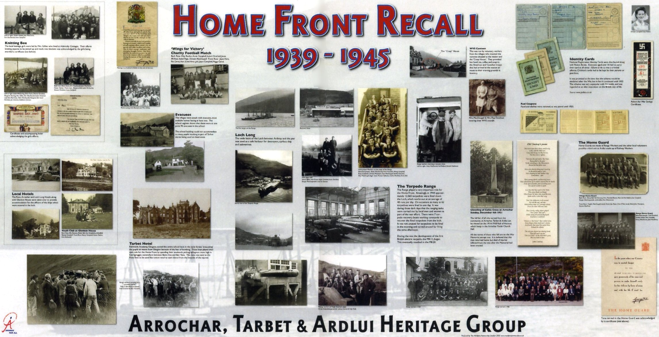 Home Front Recall Banner