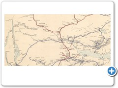 1875 - John AIREY - Airey's Railway Map of Scotland