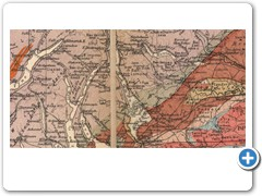1876 - Archibald GEIKIE - Geological Map of Scotland